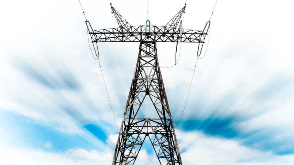 power grid pylon